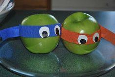 Semmes Savers: Teenage Mutant Ninja Turtle Birthday Party Inspiration