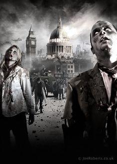 Zombies by *Joe-Roberts on deviantART - via http://bit.ly/epinner