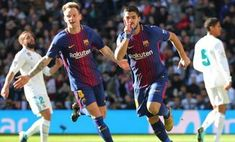 Watch Real Madrid vs Barcelona stream and highlights video. Watch El Clasico free online