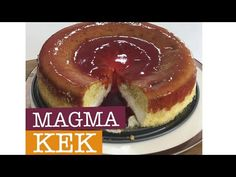 MAGMA KEK TARİFİ - PUF PUF KABARAN HARİKA LEZZET! - YouTube Tiramisu, Tart, Cheesecake, Food And Drink, Ethnic Recipes, Desserts, Youtube, Kuchen, Tailgate Desserts
