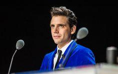 Mika è molto attento a cosa accade sul palco