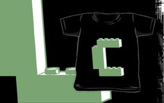 """""""THE LETTER C by Customize My Minifig"""" Kids Clothes by ChilleeW 