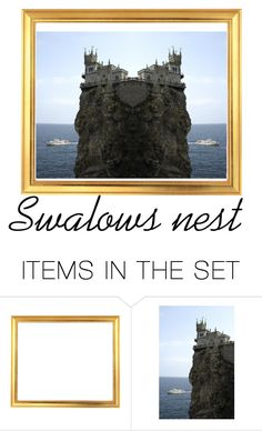 """""""Swalowst nest"""" by kruchinenko ❤ liked on Polyvore featuring art"""