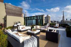 Apartamento do dia: Um duplex deslumbrante em Nova York - Fashionismo