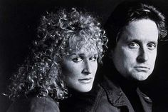 Michael Douglas and Glenn Close reunite to reminisce about Fatal Attraction 24 years on (but the bunny's safe this time) Glenn Close, Fatal Attraction, 24 Years, Crazy Hair, Jon Snow, Thriller, Actresses, Poses, Dan