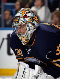 Ryan Miller, Buffalo Sabres. I miss these days