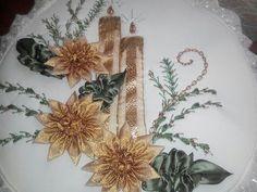 Nacimiento navideño bordado en cintas/ Nativity embroidery ribbon - YouTube