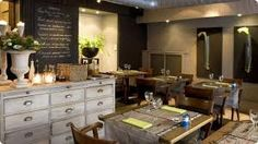 Restaurant 't Klein Genoegen' stands for an excellent cuisine and a very cosy, trendy atmosphere. Recommended by Hotel Navarra Bruges. More tips where the locals go ...  http://www.hotelnavarra.com/en/info/1447/Restaurants.html