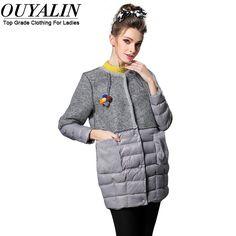 L- 5XL Down Parka Black/Grey Winter Long Warm Outwear Big Pocket Long Jacket That`s just superb! http://www.artifashion.net/product/l-5xl-down-parka-blackgrey-winter-long-warm-outwear-big-pocket-long-jacket/ #shop #beauty #Woman's fashion #Products