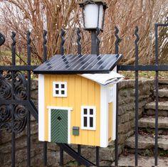 cottage postbox