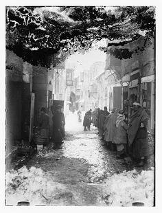 1921 Old City Jerusalem >> Back in Time #ExpediaWanderlust