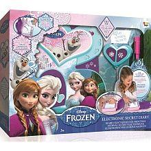 Frozen - Diário Secreto Eletrónico