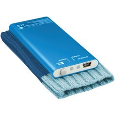 Rechargeable Hand Warmer (Blue)