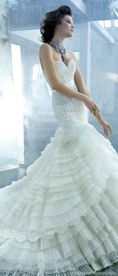 Detailed Lazaro Gown | Pinterest | Gowns, Detail and Photography
