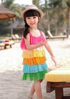 Aliexpress Com Buy Kids Clothing Little Girls Summer