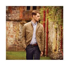Fourfeld Quilt Jacket | Barbour
