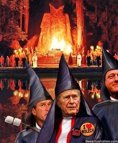 Are Parts of Organized Religion Satanic?