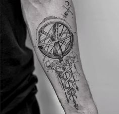 166 Sacred Geometric Tattoo Designs, Meanings And History nice Check more at https://tattoorevolution.com/geometric-tattoos/