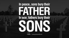 Quotes About War | 23 Best Quotes About War Images Wise Words Quotes About War Words