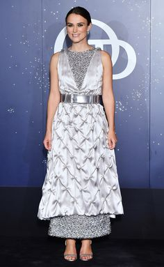 KEIRA KNIGHTLEY. Last Night s Look  The Red Carpet Outfits You Have to See  Chanel 6ef5f9e447db4