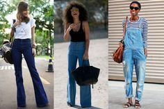 A moda anos 70 voltou com tudo! Saiba como usar as peças tendência da estação