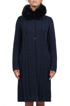 Groppetti Luxurystore CAPPOTTO - Abbigliamento - Donna #blumarine