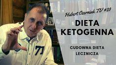 Hubert Czerniak TV #20 Cudowna dieta lecznicza / Dieta ketogeniczna / Zd... Keto Fast, Genetics, Diabetes, Food And Drink, Health Fitness, How To Plan, Youtube, Tv 20, Fitness