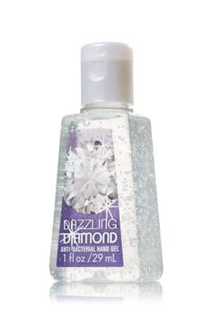 Dazzling Diamond PocketBac Sanitizing Hand Gel - Anti-Bacterial - Bath & Body Works