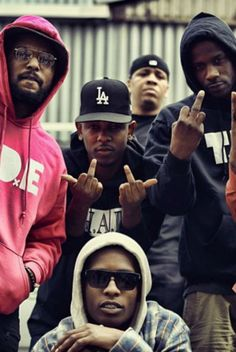 #Kendrick Lamar #A$AP Rocky