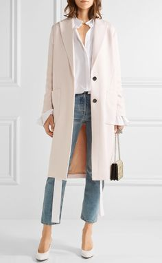 By Malene Birger - Nulania stretch-twill coat