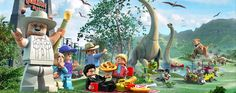 Cette année, Warner Bros. Interactive Entertainment, TT Games et Lego ont un planning très chargé sur le plan jeu vidéo avec Lego Marvel Avengers, Lego Dimensions ou encore Lego Worlds annoncé il y a peu. Mais il faut aussi compter sur Lego Jurassic World sortit en même temps que le quatrième opus de la saga cinématographique et dont je vous propose de découvrir le test ci-dessous.