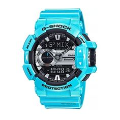 Men's Wrist Watches - Casio GShock Black Dial Resin Quartz Mens Watch GBA4002C ** Read more at the image link. (This is an Amazon affiliate link)