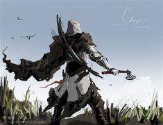 Assassins creed 3 Connor by Chenjunnn on DeviantArt Ryu Hayabusa, Assassin's Creed I, Connor Kenway, Fox Mccloud, Arno Dorian, Assassins Creed Unity, Meta Knight, Samus Aran, Echidna