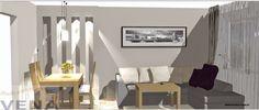 Znalezione obrazy dla zapytania salon dekoracje i układy 18 m