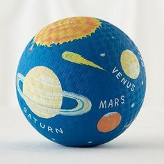 Solar System Playground Ball by The Land of Nod