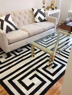 Greek Key ♡ On Pinterest Eclectic Living Room