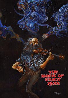 THE MUSIC OF ERICH ZANN by brunostahl