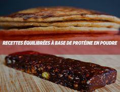 Envie d'une recette faite maison à base de protéine en poudre? Voici quelques délicieuses idées, par Pietro Prestigiacomo. Et ce ne sont pas des shakers!