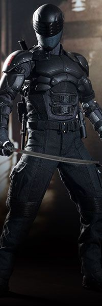 Snake Eyes GI JOE Retaliation Sixth Scale Figure (Hot Toys) $194.99