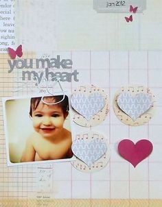 you make my heart sing by ginny at Studio Calico