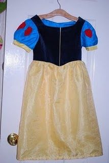 Ah! Snow White. My kidlet's favorite princess. Will have to make this for sure.