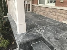 Action Home Services is an experienced flagstone contractor in Toronto & the GTA. We provide flagstone design & installation, pool coping, and flagstone repair. Driveway Sealing, Stone Porches, Pool Coping, Richmond Hill, Flagstone, Pool Landscaping, Natural Stones, Toronto, Tile Floor