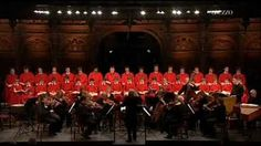 "Handel - ""Messiah""/ The Choir of King's College, Cambridge. - YouTube"