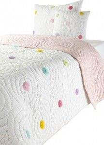 Amity Home Kids Dots Twin Quilt Set...so cute!