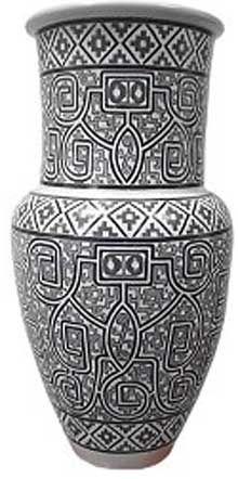 Marajoara pottery, from the north of Brazil!