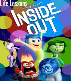 Life Lessons from Disney Pixar's Inside Out - Three Kids and a Fish