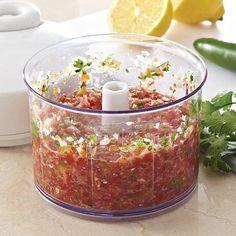 4 Yummy Recipes |   FRESH TOMATO SALSA