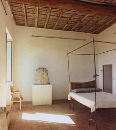 Cy Twombly's Palazzo in Rome