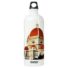 Vintage Italian Tourism Poster SIGG Traveler 1.0L Water Bottle