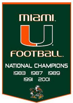 University of Miami Hurricanes | #theU